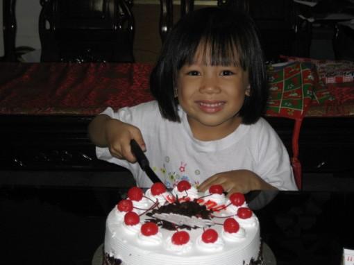 Happy Birthday, Julia